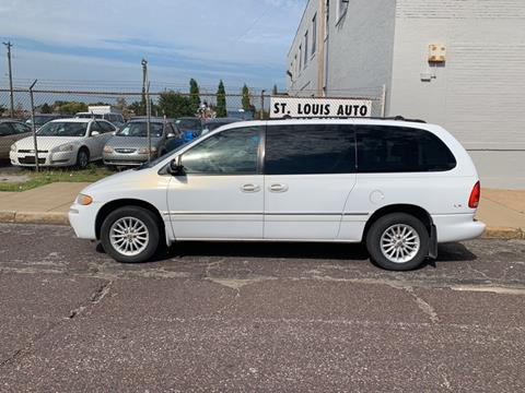 1999 Chrysler Town and Country for sale in Saint Louis, MO