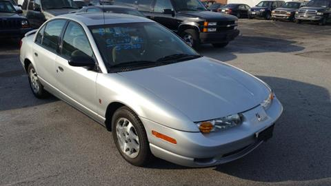 2002 Saturn S-Series for sale in Saint Louis, MO