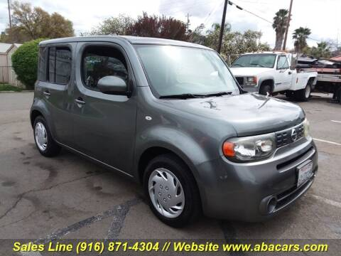 2011 Nissan cube for sale at About New Auto Sales in Lincoln CA