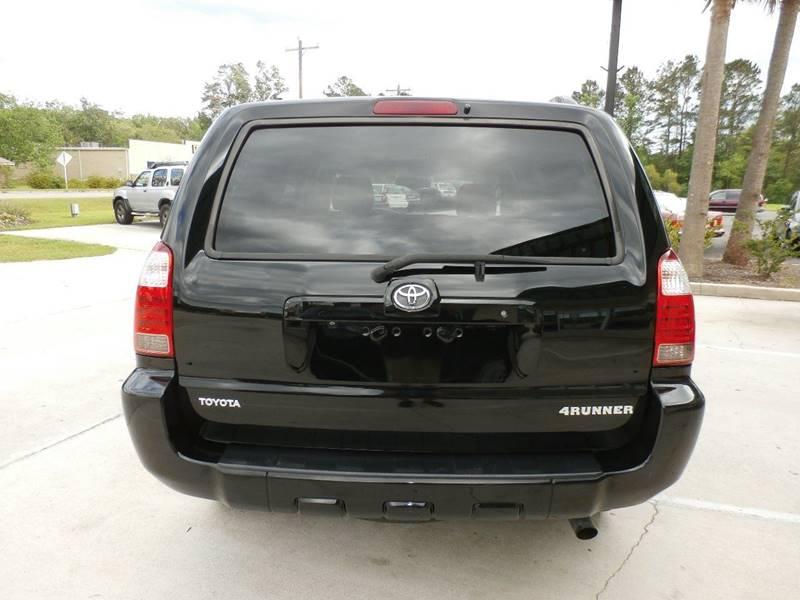 2006 Toyota 4Runner Limited 4dr SUV w/V6 - Hardeeville SC