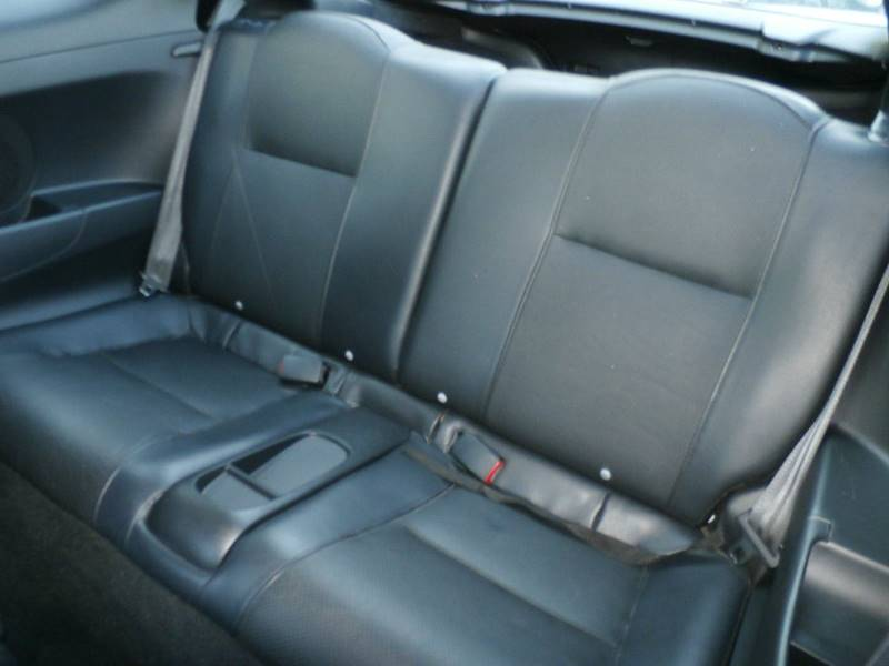 2003 Acura RSX 2dr Hatchback w/Leather - Hardeeville SC