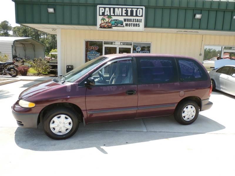 1998 Plymouth Voyager 3dr Mini-Van - Hardeeville SC