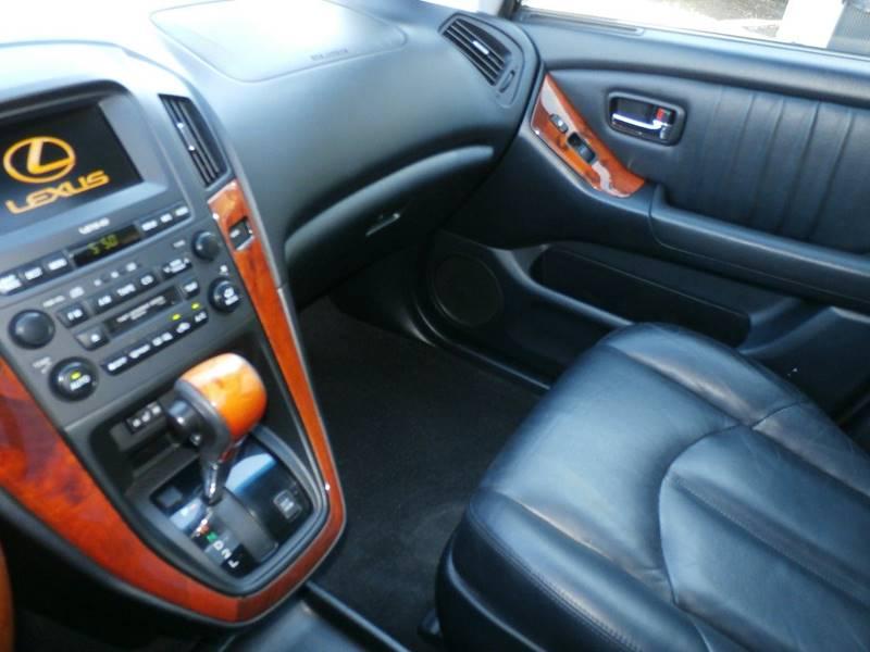 2003 Lexus RX 300 AWD 4dr SUV - Hardeeville SC