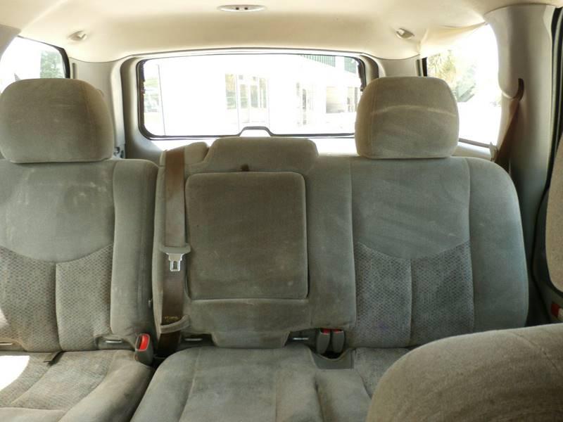 2003 Chevrolet Tahoe 4dr 4WD SUV - Hardeeville SC