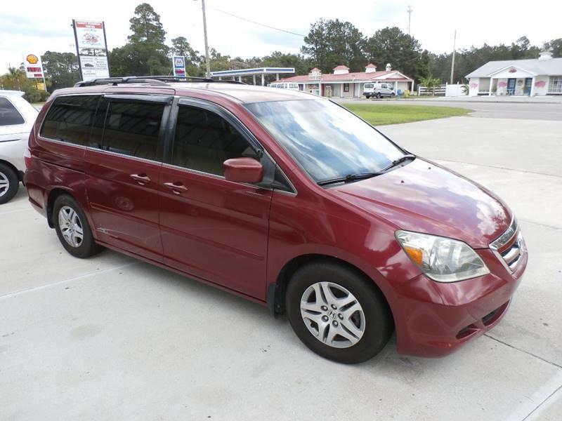 2005 Honda Odyssey EX 4dr Mini-Van - Hardeeville SC
