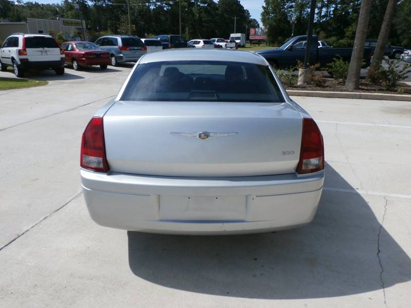2005 Chrysler 300 Rwd 4dr Sedan - Hardeeville SC