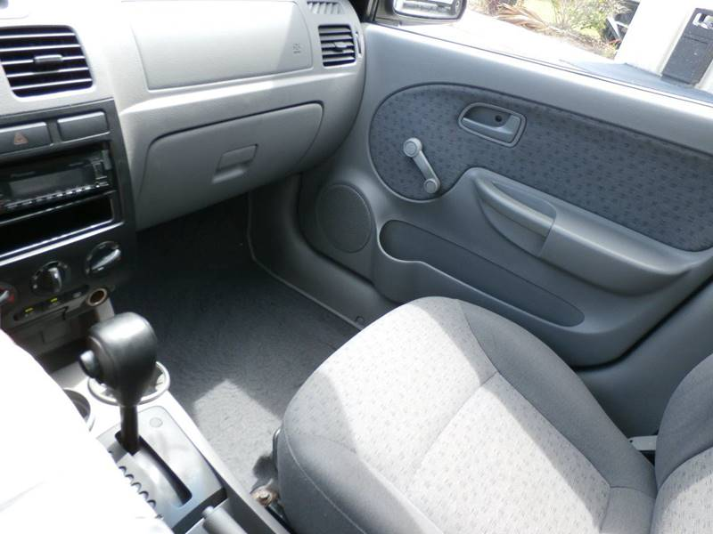 2003 Kia Rio 4dr Sedan - Hardeeville SC