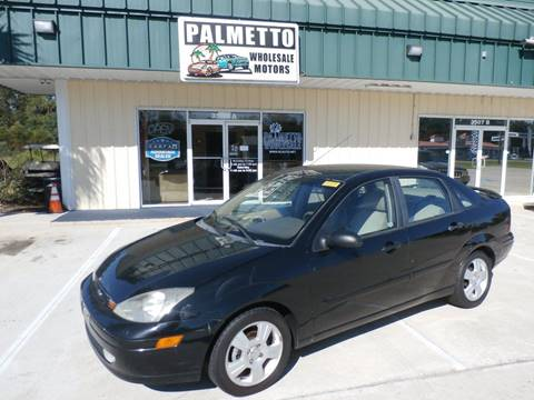 2003 Ford Focus for sale in Hardeeville, SC