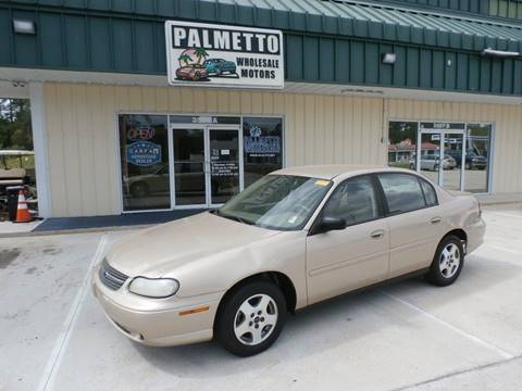 2005 Chevrolet Classic for sale in Hardeeville, SC