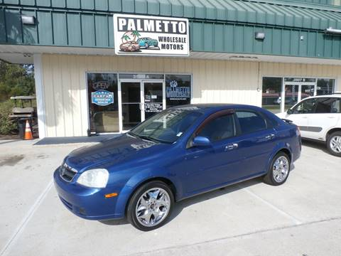 2008 Suzuki Forenza for sale in Hardeeville, SC