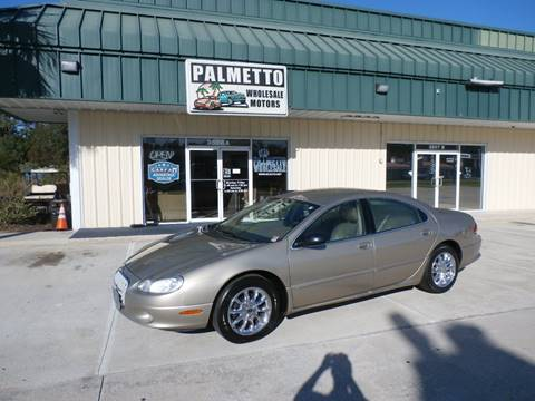 2002 Chrysler Concorde for sale in Hardeeville, SC
