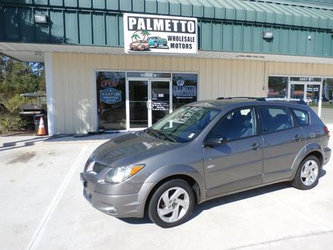 2004 Pontiac Vibe for sale in Hardeeville, SC