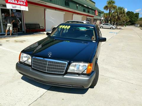 1993 Mercedes Benz 600 Class For Sale In Hardeeville, SC
