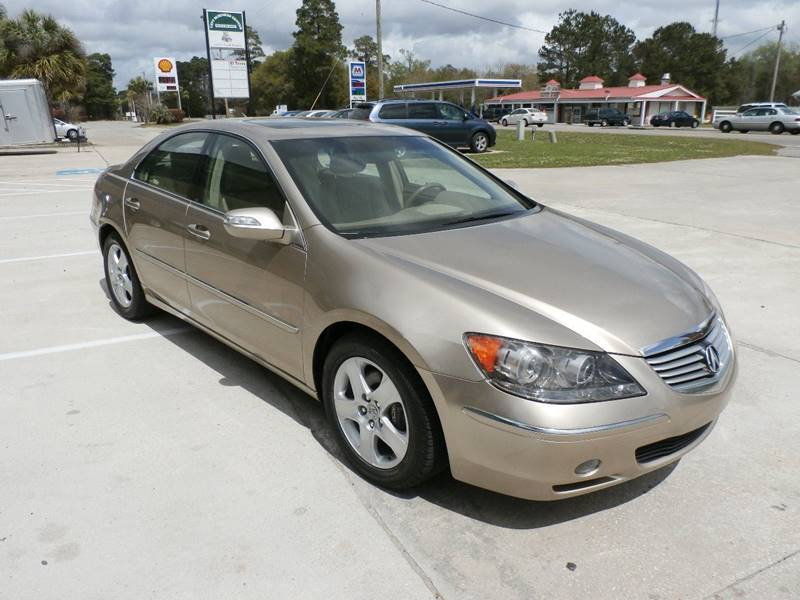 2005 acura rl in hardeeville sc palmetto wholesale motors. Black Bedroom Furniture Sets. Home Design Ideas