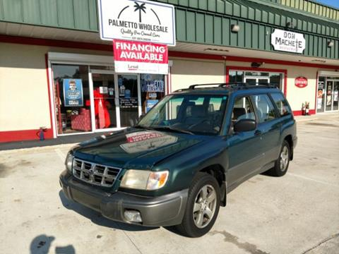 1998 Subaru Forester for sale in Hardeeville, SC