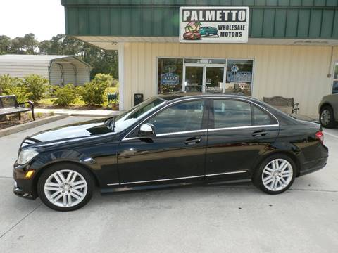 2009 Mercedes-Benz C-Class for sale in Hardeeville, SC