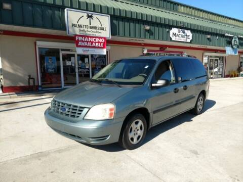 2007 Ford Freestar for sale in Hardeeville, SC