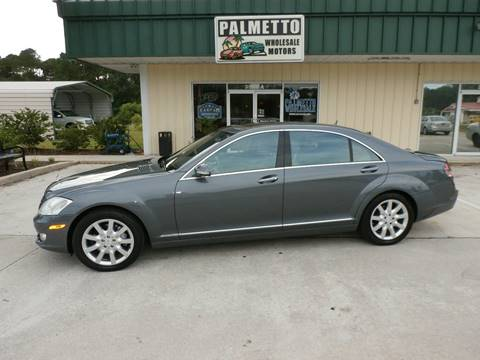 2007 Mercedes-Benz S-Class for sale in Hardeeville, SC