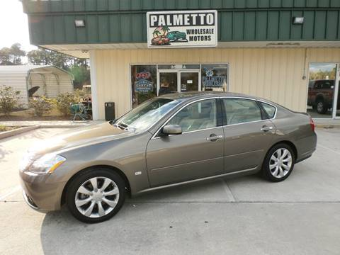 2007 Infiniti M35 for sale in Hardeeville, SC