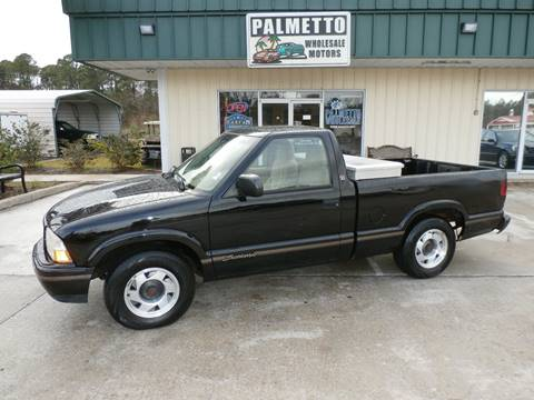 1998 GMC Sonoma for sale in Hardeeville, SC