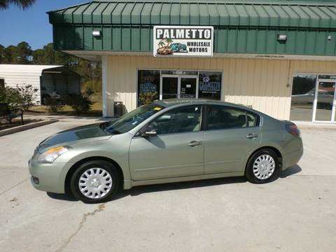 2007 Nissan Altima for sale in Hardeeville, SC
