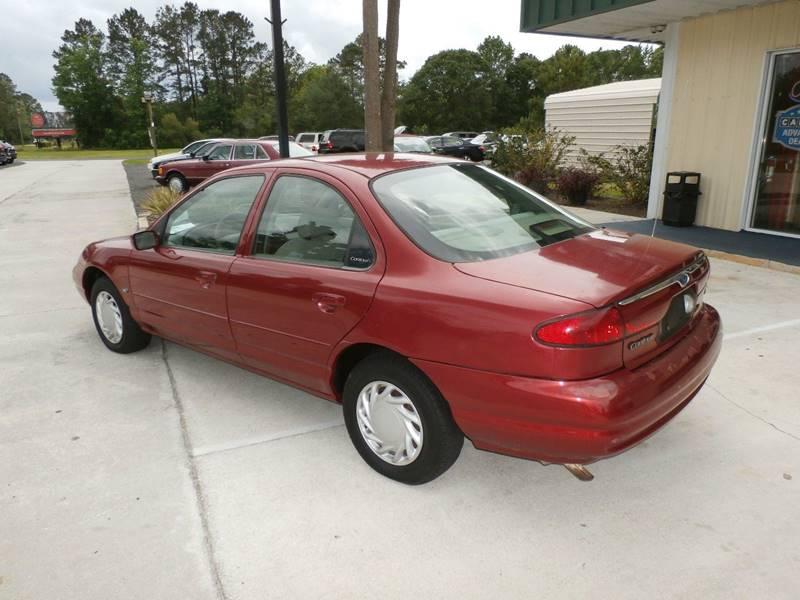 1998 Ford Contour LX 4dr Sedan - Hardeeville SC