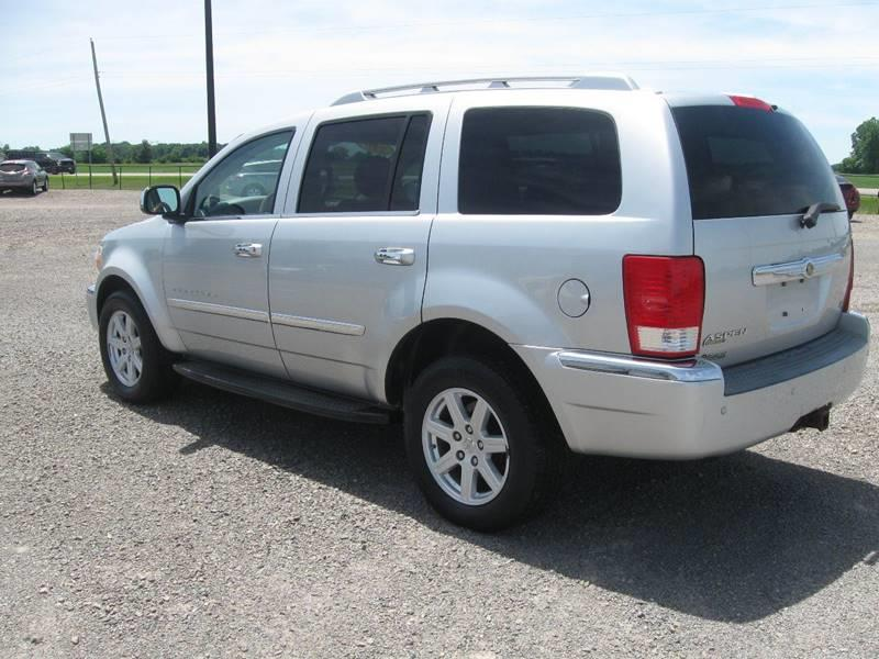 2007 Chrysler Aspen 4x4 Limited 4dr Suv In Huntsville Oh Country Auto