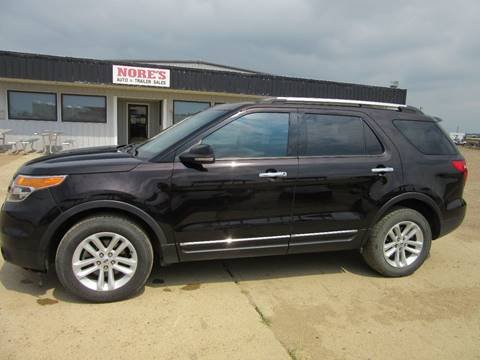 2013 Ford Explorer for sale in Kenmare, ND