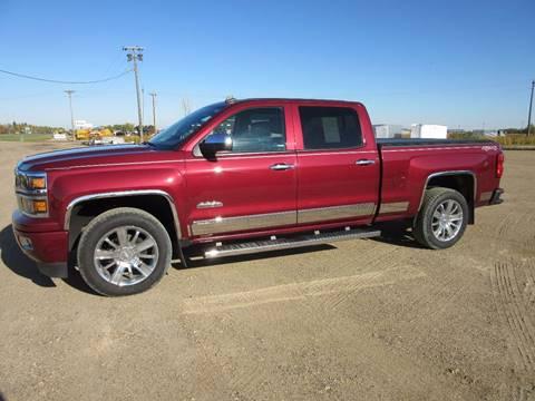 2014 Chevrolet Silverado 1500 for sale in Kenmare, ND