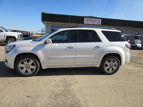 2013 GMC Acadia for sale in Kenmare, ND