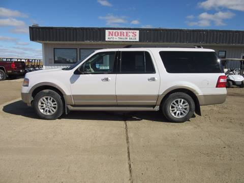 2013 Ford Expedition EL for sale in Kenmare, ND