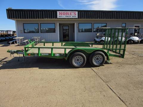 2017 Load Trail 83 X 14 for sale in Kenmare, ND