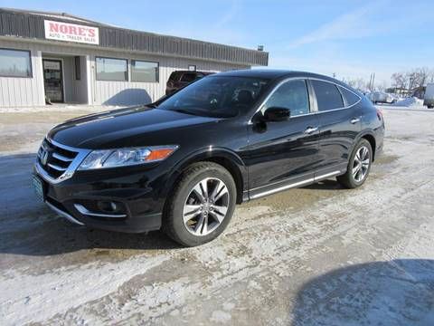 Used Honda Crosstour >> Used Honda Crosstour For Sale In North Dakota Carsforsale Com