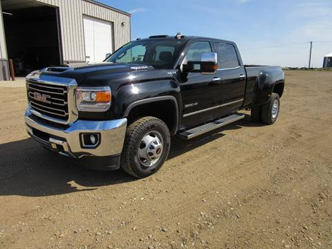 2018 GMC Sierra 3500HD for sale in Kenmare, ND