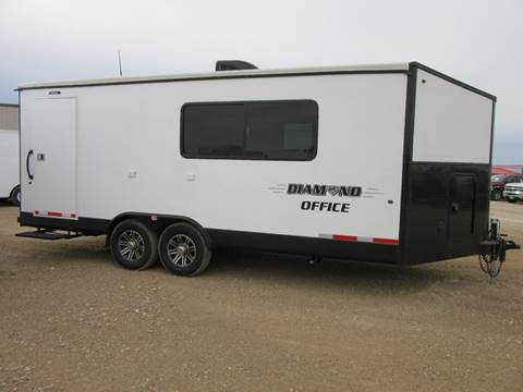 2018 Diamond-T 8.5' x 24' for sale in Kenmare, ND