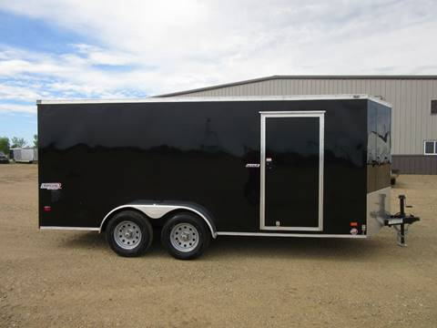 2019 Bravo 7' x 16' for sale in Kenmare, ND