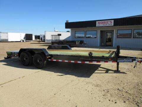 "2019 Load Trail 83"" x 20'"
