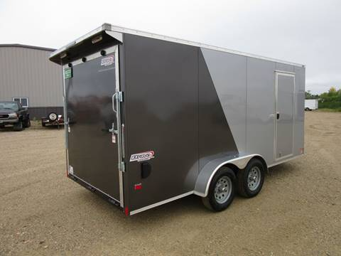 2020 Bravo 7' x 16' for sale in Kenmare, ND