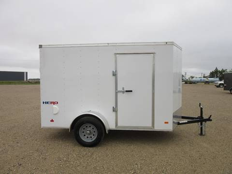 2020 Bravo 6' x 10' for sale in Kenmare, ND