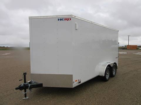 2020 Bravo 7' x 14' for sale in Kenmare, ND