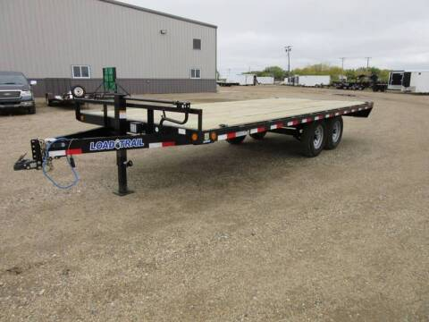 2019 Load Trail 102 x 20 for sale at Nore's Auto & Trailer Sales - Equipment Trailers in Kenmare ND
