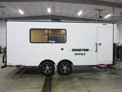 2020 Diamond Components 8.5' x 23' for sale at Nore's Auto & Trailer Sales - Office Trailers in Kenmare ND