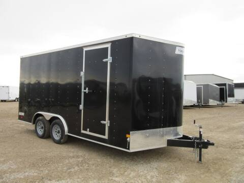 2020 Haulmark 8.5' x 16' for sale at Nore's Auto & Trailer Sales - Enclosed Trailers in Kenmare ND