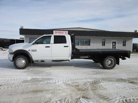 2014 RAM Ram Chassis 5500 for sale at Nore's Auto & Trailer Sales - Vehicles in Kenmare ND