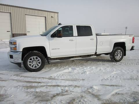 2019 Chevrolet Silverado 3500HD for sale at Nore's Auto & Trailer Sales - Vehicles in Kenmare ND