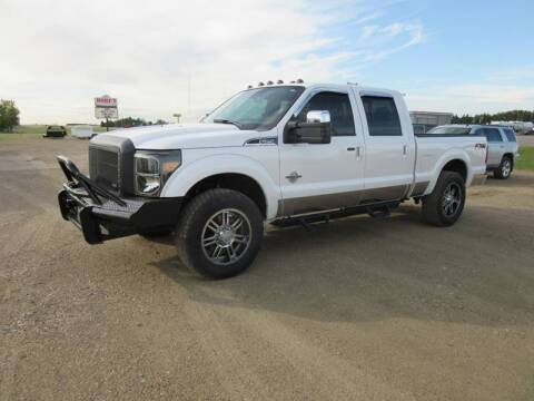 2016 Ford F-250 Super Duty for sale at Nore's Auto & Trailer Sales - Vehicles in Kenmare ND