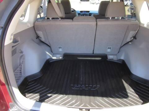 2014 Honda CR-V