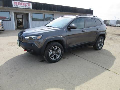 2019 Jeep Cherokee for sale at Nore's Auto & Trailer Sales - Vehicles in Kenmare ND