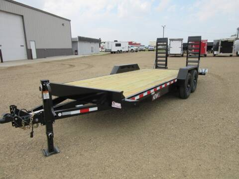 """2020 Midsota 82"""" x 20' for sale at Nore's Auto & Trailer Sales - Equipment Trailers in Kenmare ND"""