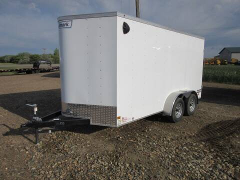 2020 Haulmark 7' x 14' for sale at Nore's Auto & Trailer Sales - Enclosed Trailers in Kenmare ND